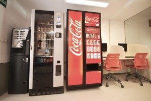 Vending Scout Madrid Hostel