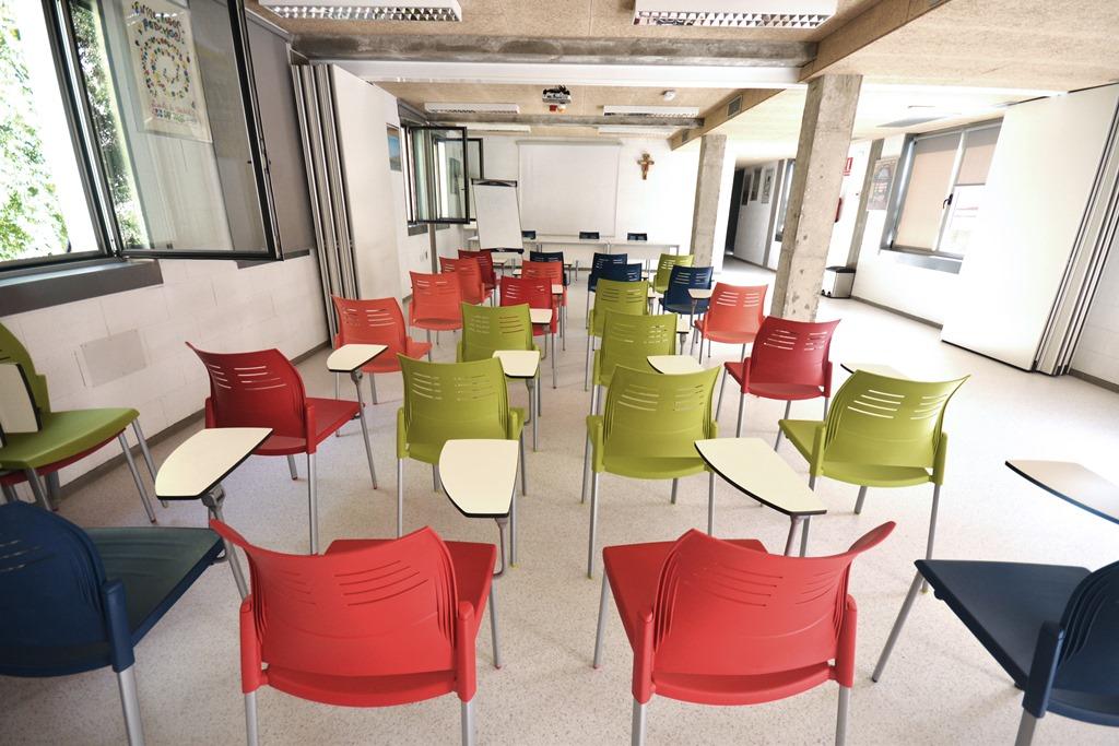 Sala de Conferencias Scout Madrid Hostel