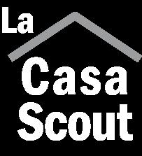 Logotipo de La Casa Scout