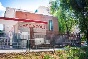 Fachada Scout Madrid Hostel - 3