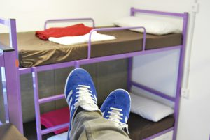 Dormitorio Scout Madrid Hostel